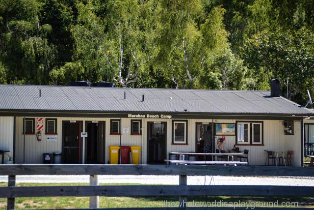 Marahau Beach Camp New Zealand