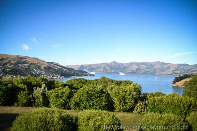Akaroa New Zealand