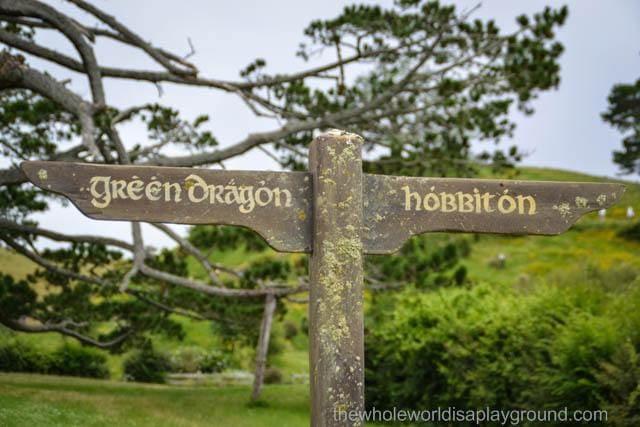 New Zealand North Island: Hobbiton Movie Set Tours