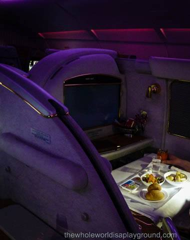 Emirates First Class Private Suite