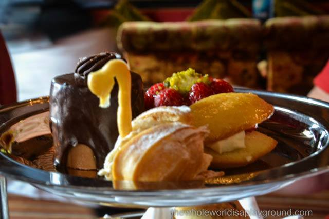 Afternoon Tea and Cocktails: The Merchant Hotel, Belfast