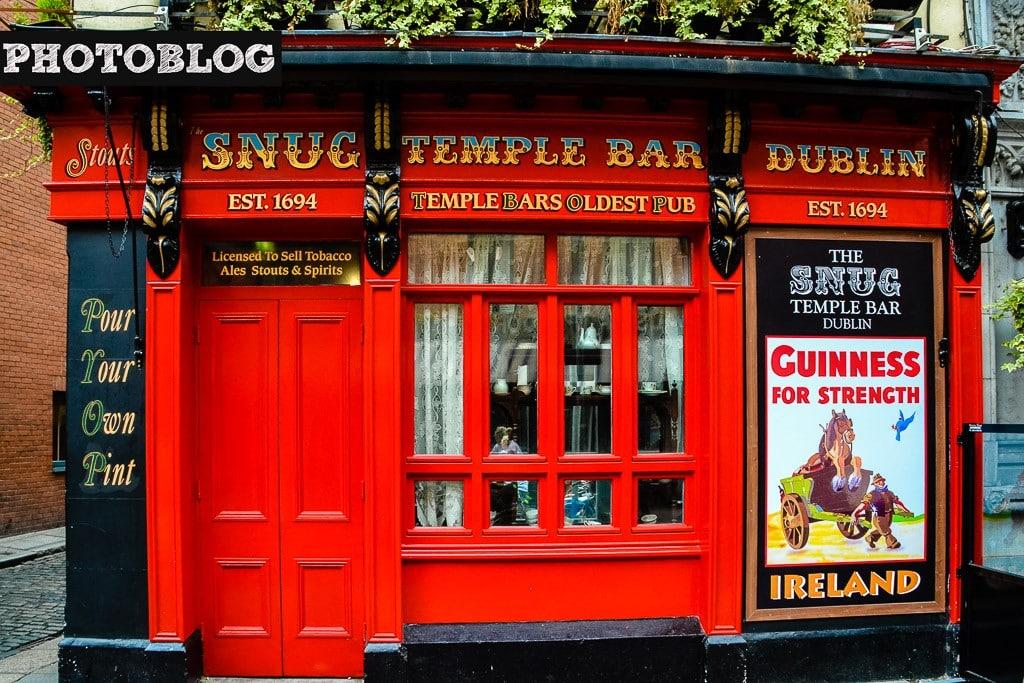 Templebar, Dublin Photoblog