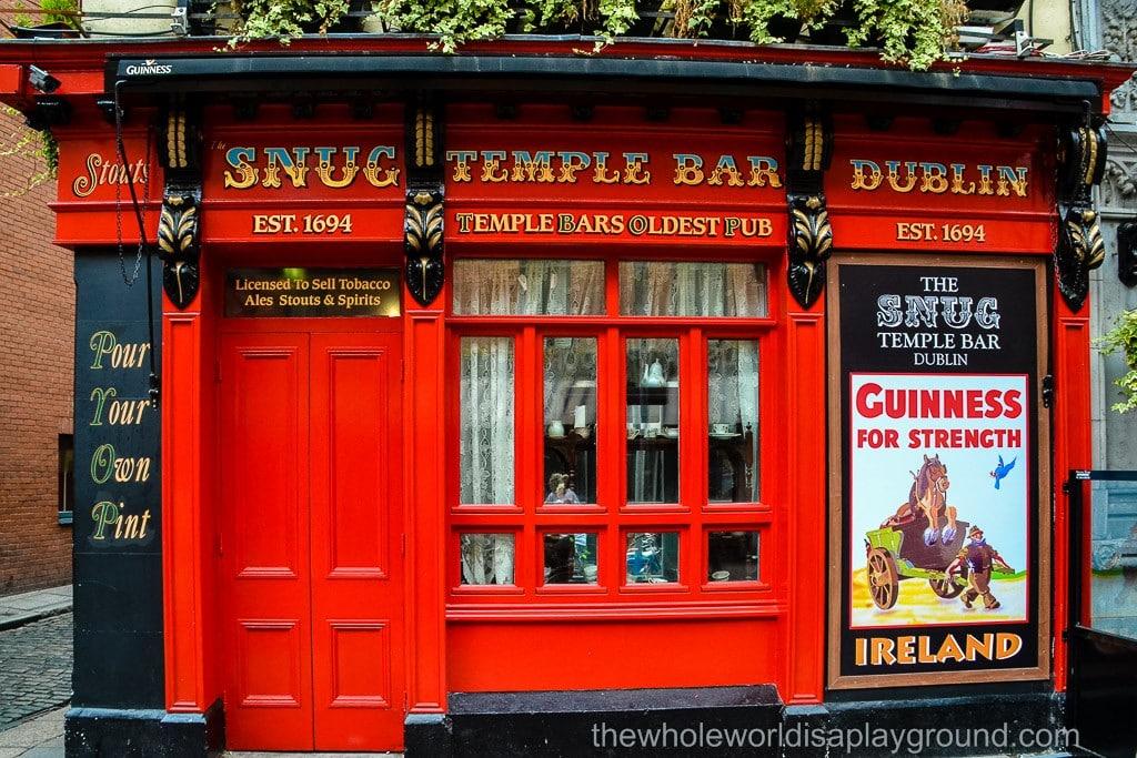 Photoblog: Temple Bar, Dublin, Ireland