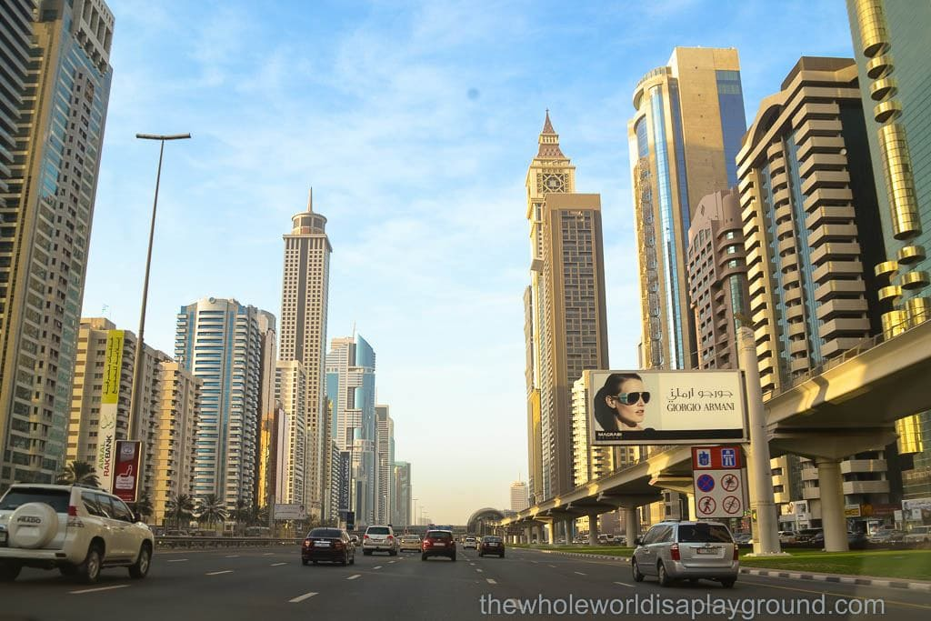 The best sights in Dubai: Places we Love!