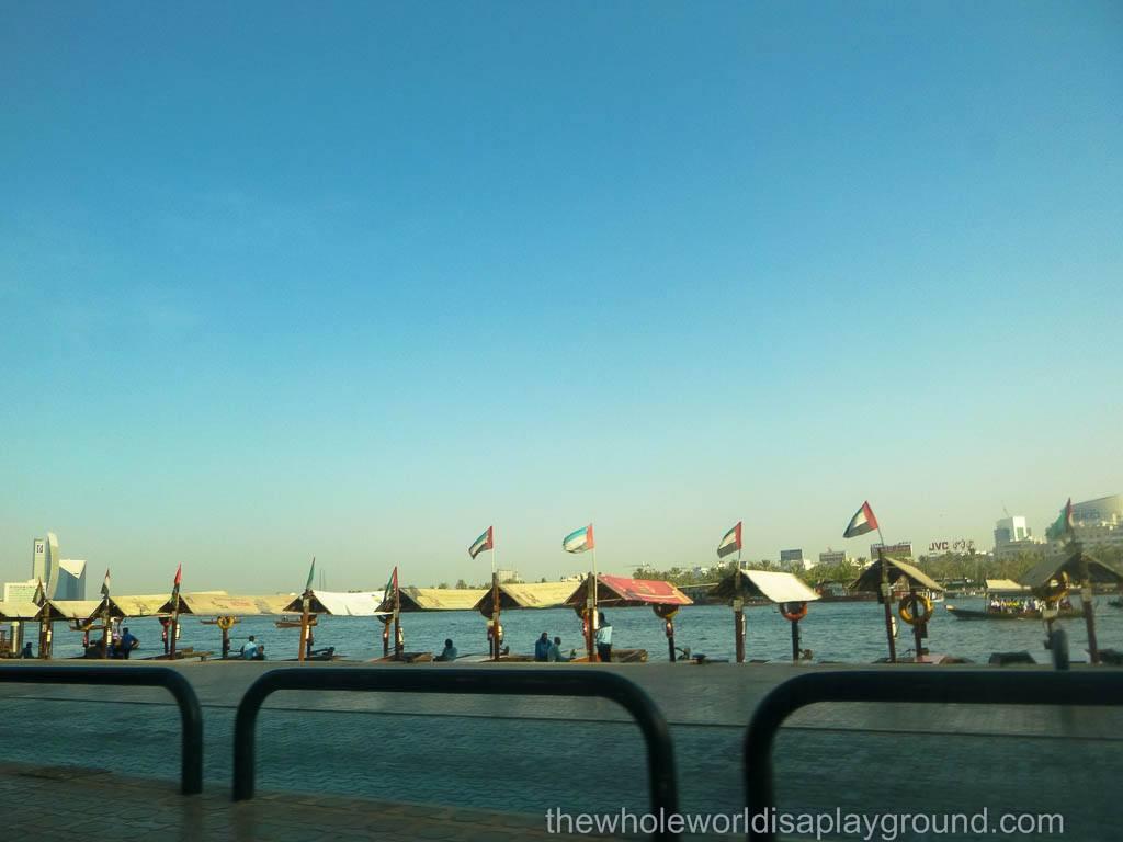 Top sights Dubai