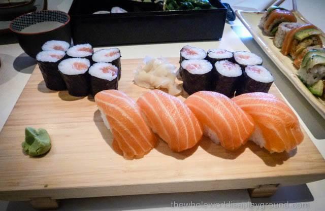 Michie Sushi Lunch Date: Michie Sushi, Ranelagh, Dublin