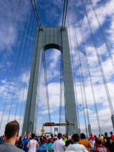 2013 New York Marathon Race Report