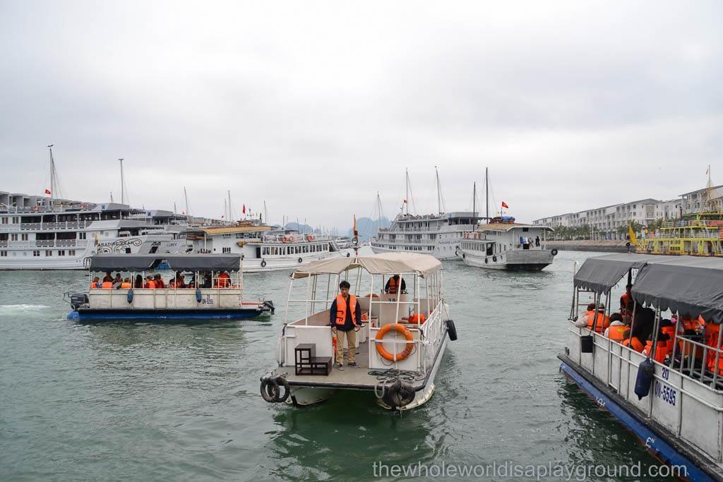 Bhaya Cruise Review Halong Bay