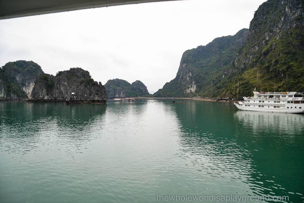 Review: Bhaya Junk Cruise, Halong Bay, Vietnam