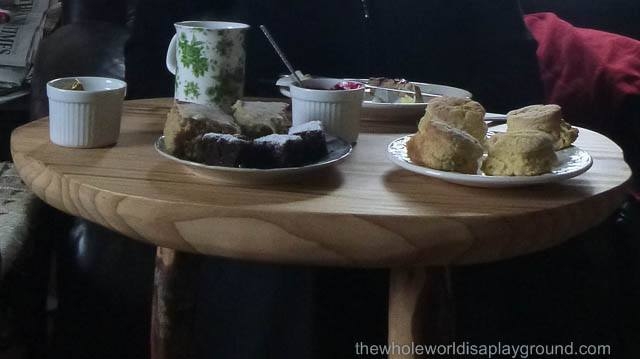 Afternoon Tea Father Ted's House Review