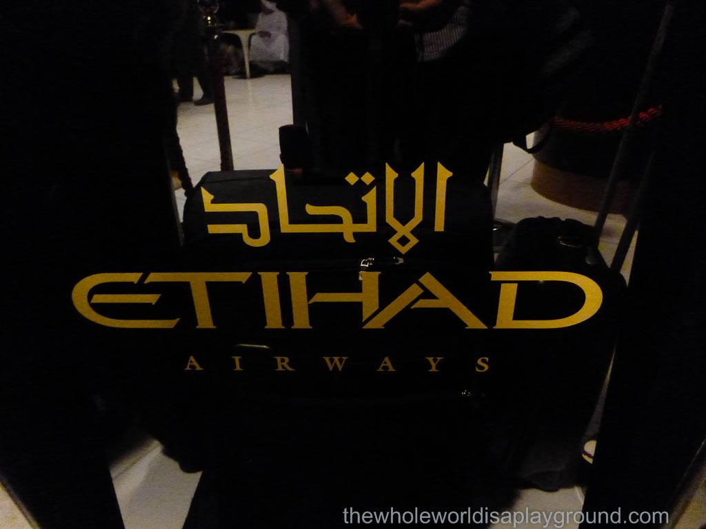 Etihad Business Class Lounge: Terminal 3, Abu Dhabi International Airport