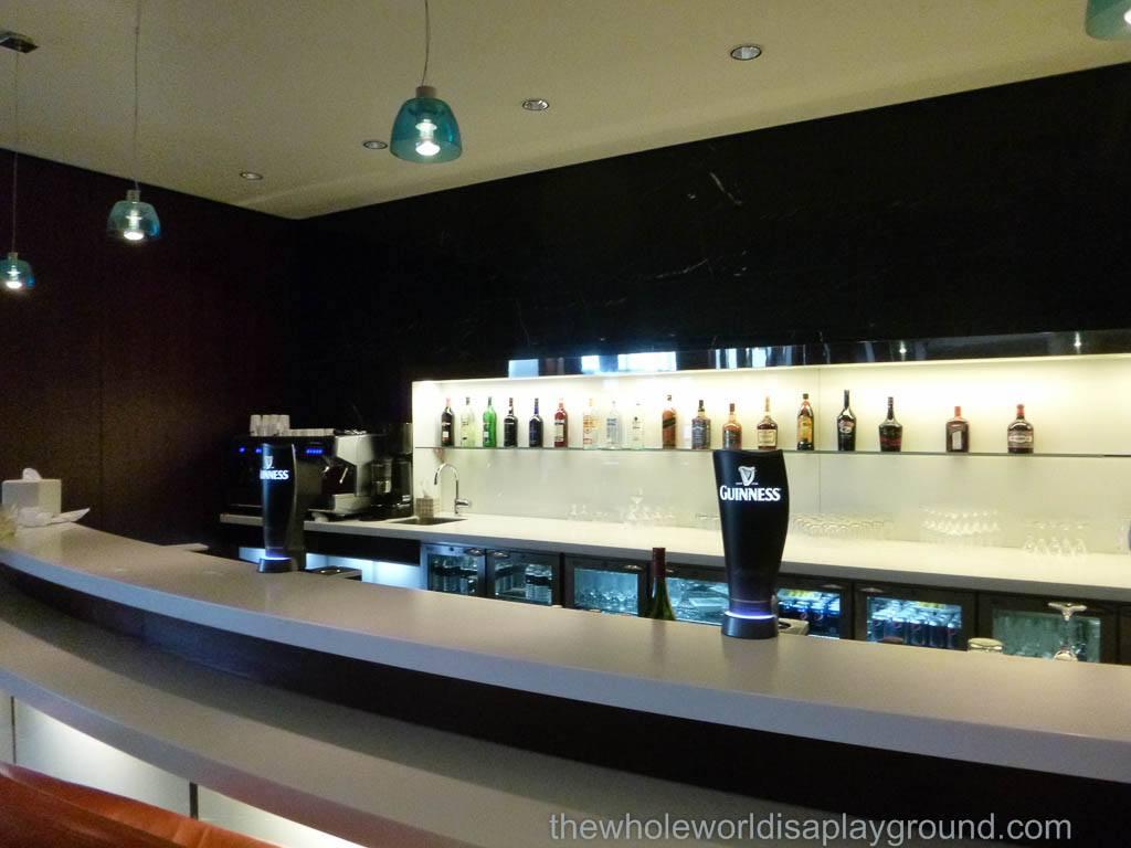 Etihad Lounge Abu Dhabi