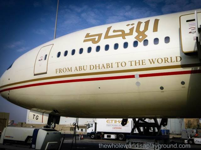 Etihad Pearl Business Class Review: London-Abu Dhabi-Dublin. Hitting the skies in style!