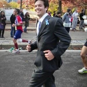 New York Marathon 2013 Funny Signs