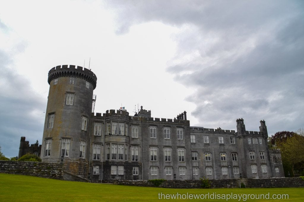 Afternoon Tea and Cocktails: Dromoland Castle, Clare, Ireland