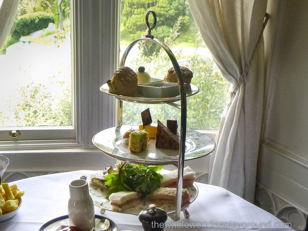 Afternoon Tea Dromoland Castle