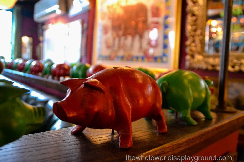 The Spotted Pig: West Village gastropub fun in New York City!
