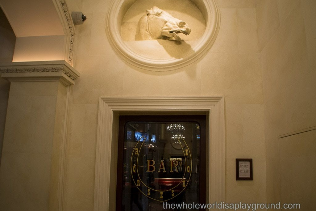 Shelbourne Hotel Dublin Heritage Room