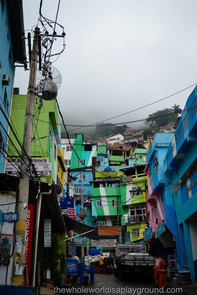 2Santa Marta Favela Rio