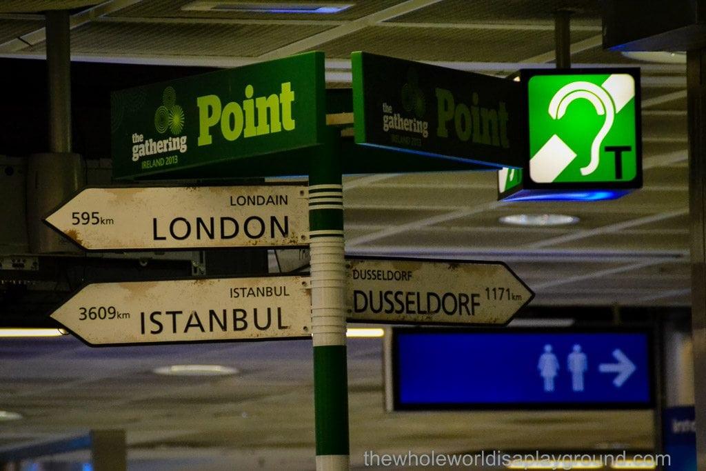 Lounge Dublin Airport Terminal 1