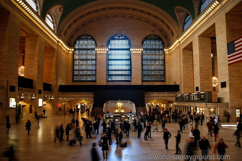 Best Bars NYC tourist trail