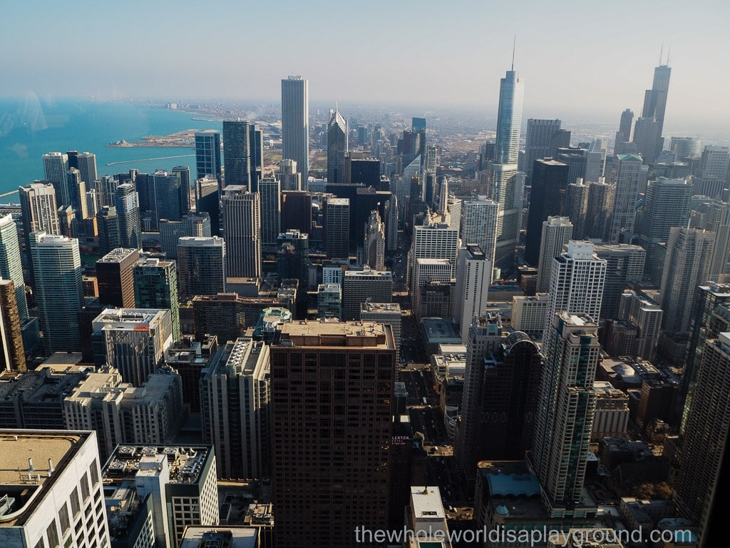 Top sights Chicago
