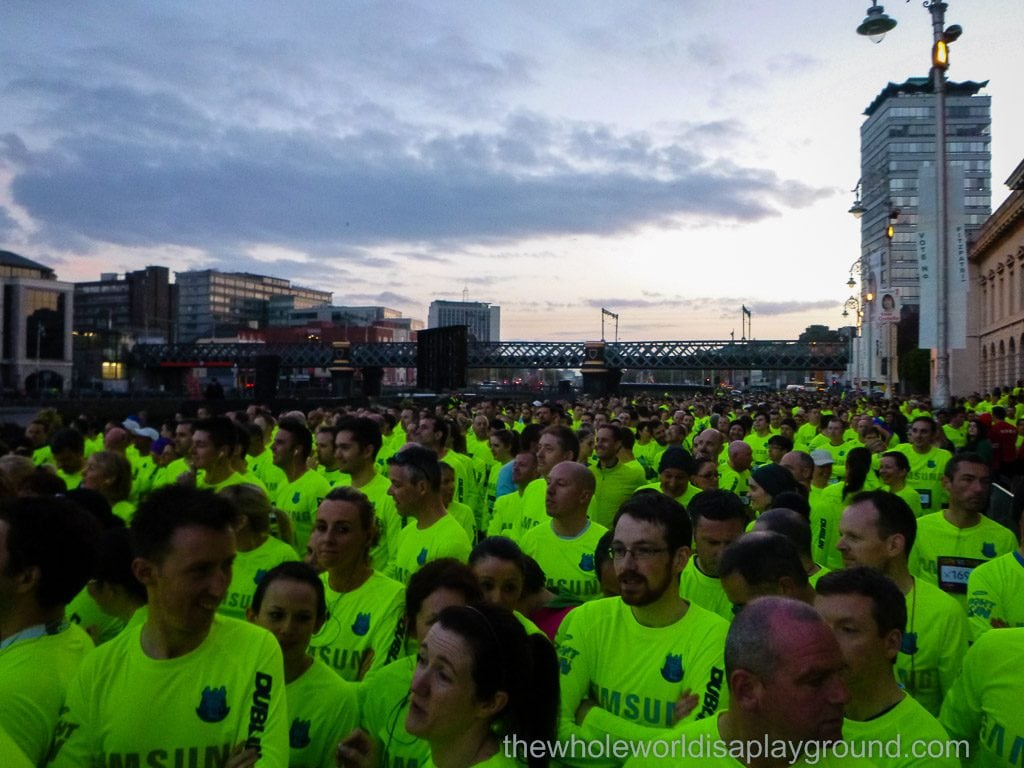 Samsung Night Run ©thewholeworldisaplayground