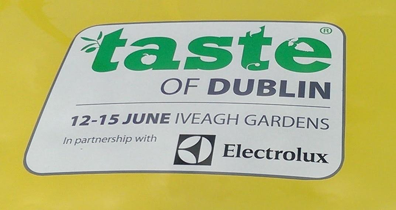 Taste of Dublin ©thewholeworldisaplayground