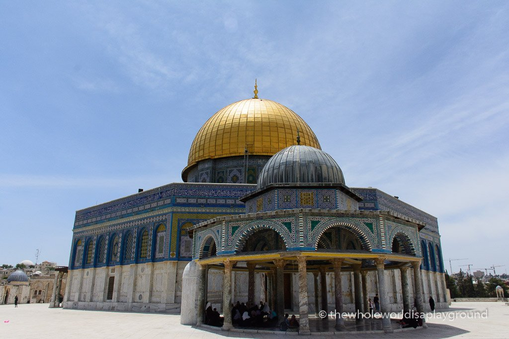 Blog: Israel, Jordan and Palestine trip!