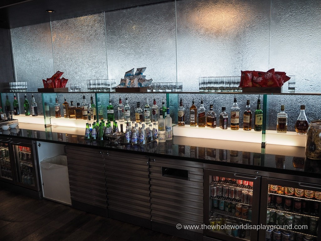 British Airways Galleries Club South Lounge London Heathrow @thewholeworldisaplayground