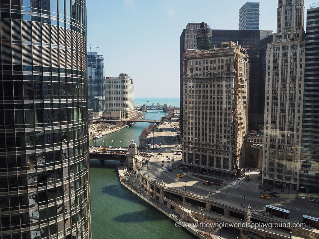 Club Lounge at the Langham Hotel, Chicago: Hotel Review