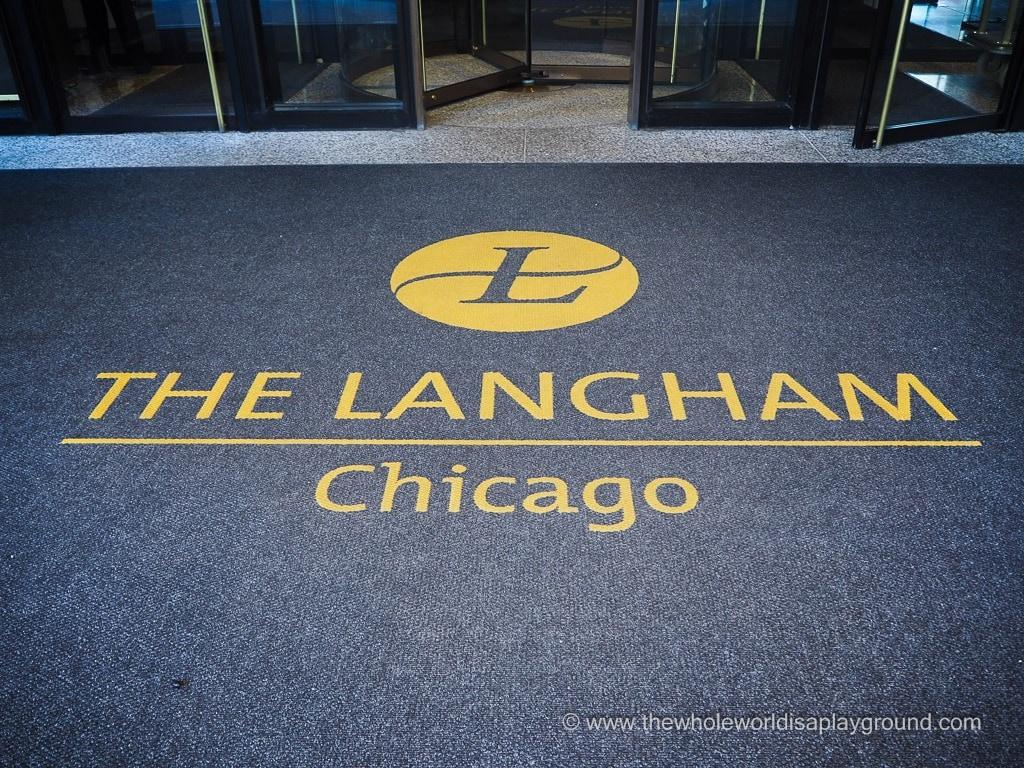 Langham Chicago @thewholeworldisaplayground