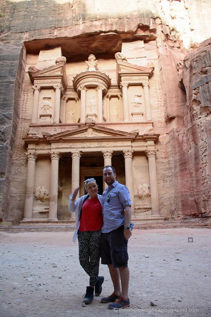 Jordan sightseeing ©thewholeworldisaplayground