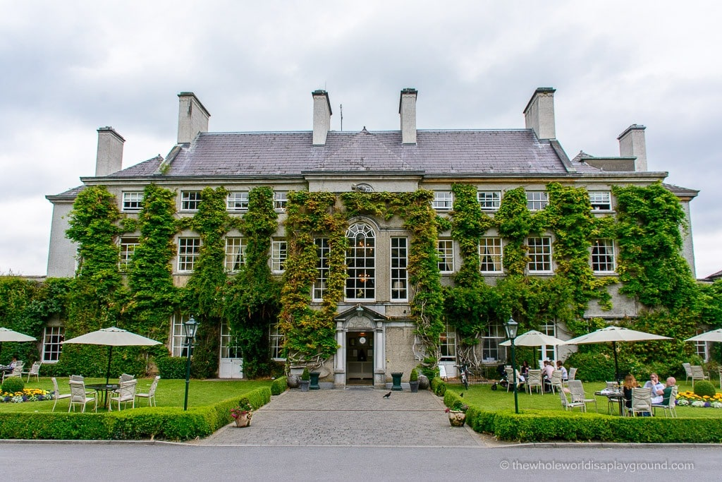 The Lady Helen Restaurant, Mount Juliet Hotel: Michelin Star Tasting Menu Delights!