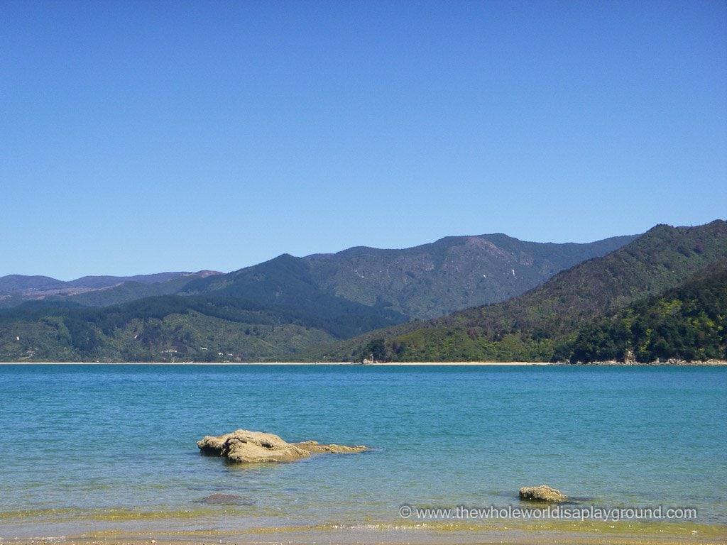 Kayak Abel Tasman @thewholeworldisaplayground