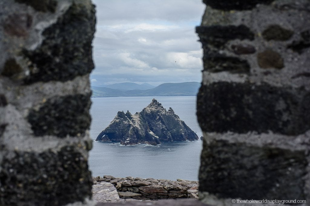 How to get to Skellig Michael ©thewholeworldisaplagyround
