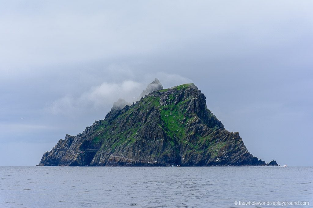 Ireland Visiting Skellig Michael-7
