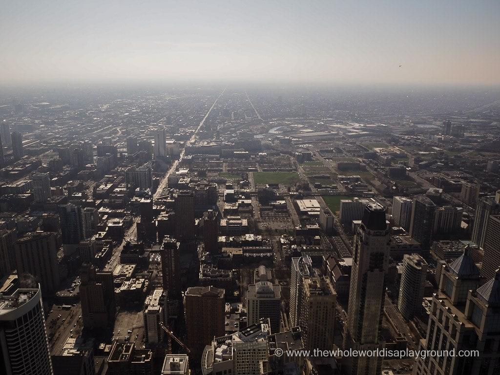 Signature Lounge Chicago ©thewholeworldisaplayground