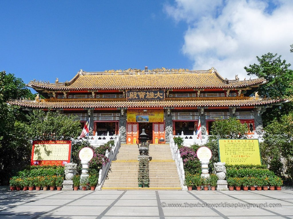 Big Buddha Lantau Hong Kong ©thewholeworldisaplayground
