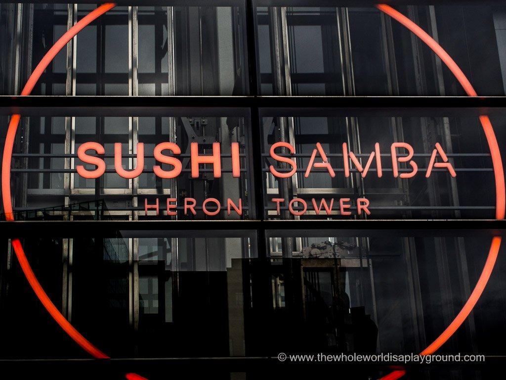 Sushi Sambi London 1
