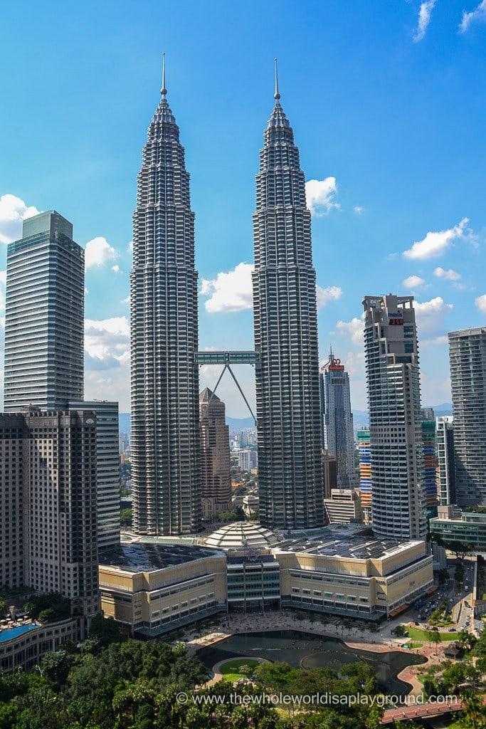 SkyBar, Traders Hotel Kuala Lumpur ©thewholeworldisaplayground