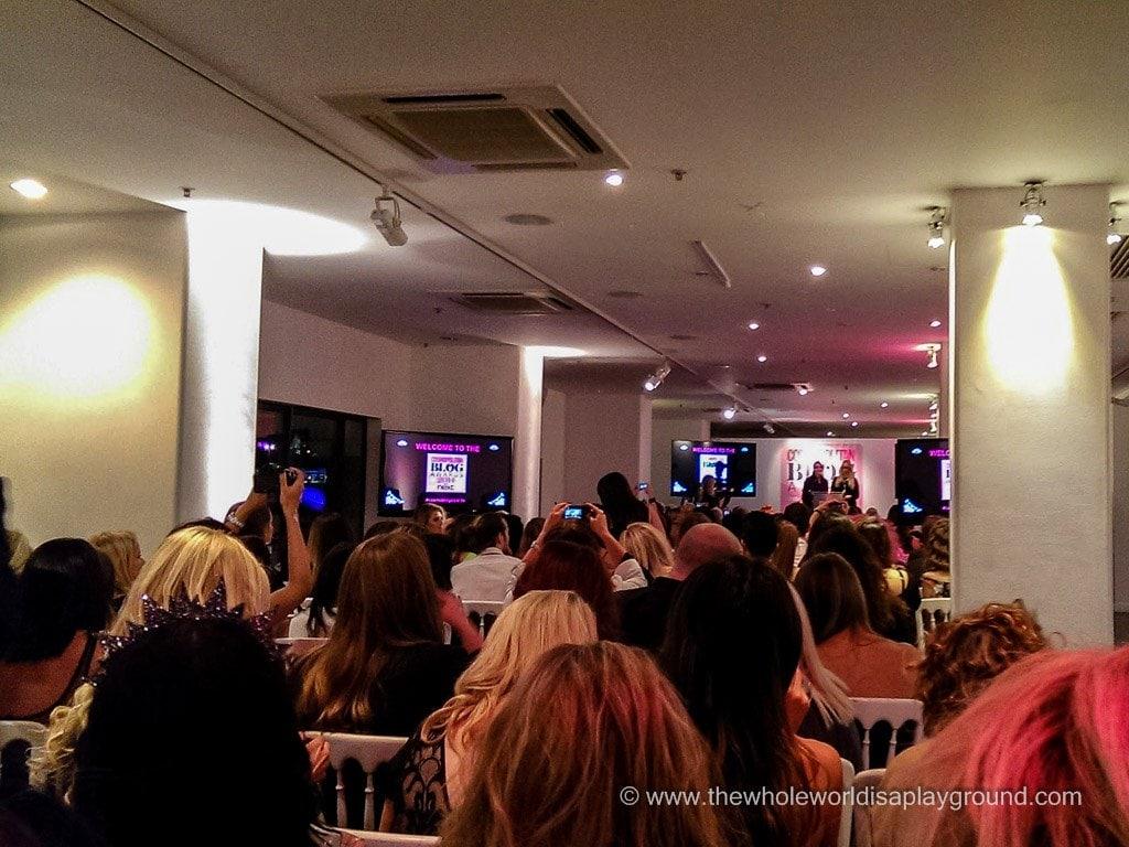 2014 Cosmo Blog Awards ©thewholeworldisaplayground
