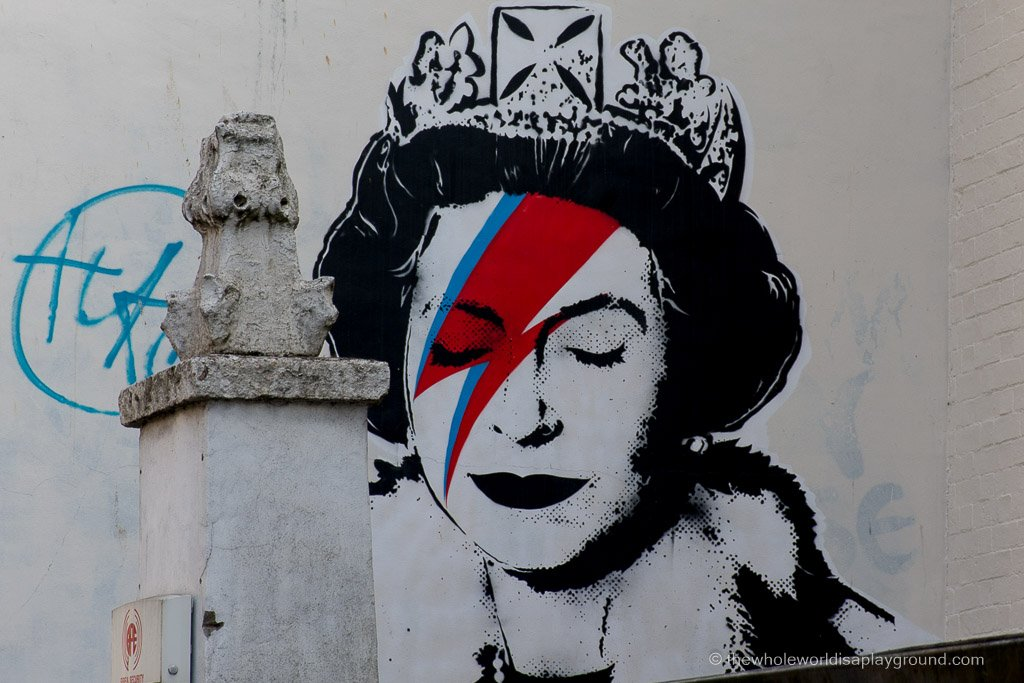 The Bristol Banksy search! The best of the Bristol Street art and Banksy spotting!