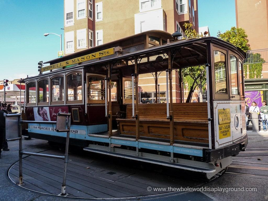 San Francisco must see 15