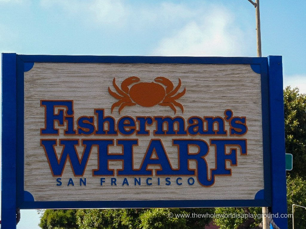 San Francisco must see 20