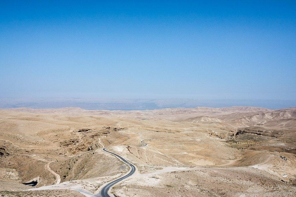 Day trip to Bethlehem from Jerusalem ©thewholeworldisaplayground