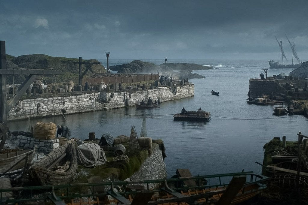 Game of Thrones northern ireland locations