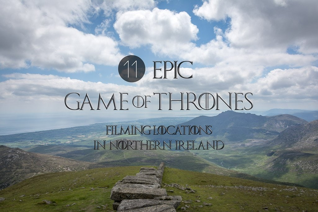 Game of Thrones locations ©thewholeworldisaplayground