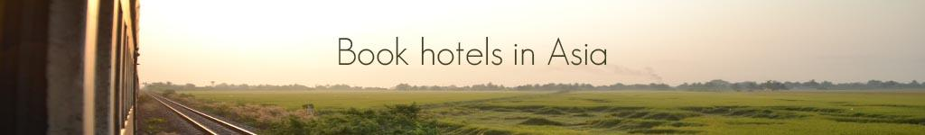 Book Asian Hotels here