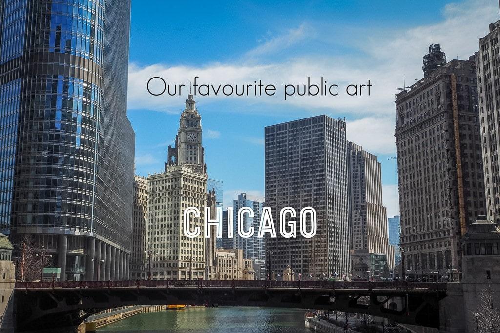 Best public art installations in Chicago: a walk through the Loop!